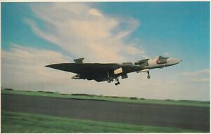 Falkland no58 Lone Vulcan Bomber rises from the Runway for the Long Flight South