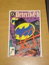 DETECTIVE COMICS #608 BATMAN NM CONDITION 1ST APP ANARKY NOVEMBER 1989