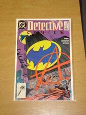 DETECTIVE COMICS #608 BATMAN NM CONDITION 1ST APP ANARKY NOVEMBER 1989