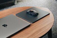 Pureshape - Minimalista Mousepad para Mac Usuarios - Oscuro Gris