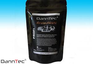Rostentferner Rostauflöser Korrosionsentferner Flugrostentferner 250 g.
