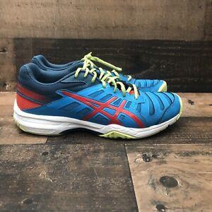 Asics E604Y Gel Solution Slam 3 Men Running Shoes Sneakers Blue men Sz 8 f450915