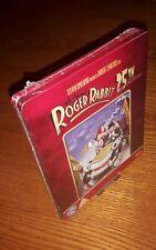 WHO FRAMED ROGER RABBIT? Disney Blu-ray steelbook rare OOP Zavvi region free abc