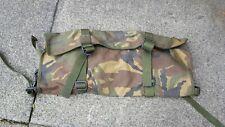 British Army DPM Poncho Roll Holder PLCE Webbing