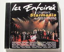 LES ENFOIRES CHANTENT STARMANIA . CD