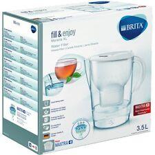 Brita Marella XL MAXTRA+ Weiss Wasserfilter 3,5 l Fassungsvermögen