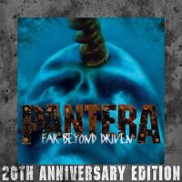 PANTERA - FAR BEYOND DRIVEN (20TH ANNIVERSARY EDITION) 2 CD NEU