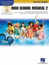 High School Musical 2 Alto Sax BKCD (Hal Leonard Instrumental Play-Along)