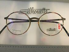 Eyeglasses Silhouette SPX Legends Full Rim 1899 6105 blue 51//15//125 3 piece fram