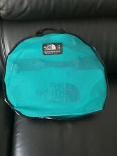 The North Face Base Camp Duffel Waterproof Travel Bag Brand New Colour Green