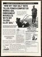 Roto Tiller Parts Catalog March 1985 on CD 1985 Troy Bilt Pony 5 HP