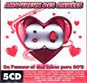 AMOUREUX DES ANNEES 80 - COMPILATION 5 CD 80'S - NEUF ET SOUS CELLO
