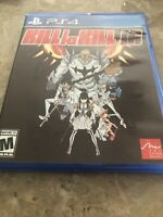 KILL la KILL - IF (Sony Playstation 4, 2019) PS4 - Fast Free Shipping
