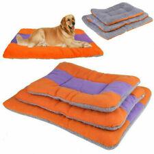 Pet Cat Dog Mat Bed Mattress Cushion Pillow Blanket Soft Warm Sleeping Blankets