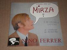 nino ferrer mirza + 3 REPRO EP AU FORMAT CD CE NEST PAS 1 VINYL 45 T