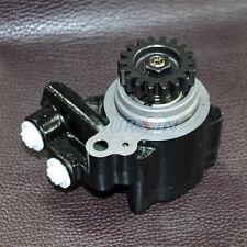 POWER STEERING PUMP FITS MITSUBISHI FUSO FM555 FK415 FK455 6D14 6.6L