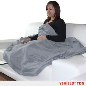 YSHIELD® Abschirmende Decke aus Steel-Gray TDG   HF+NF