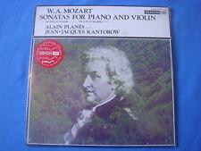 LP 33T / JAPAN DENON OX-7111-ND / MOZART violin & piano KANTOROW PLANES NM/M