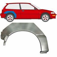 Honda Civic 1987-1991 3 Tür Radlauf Reparaturblech Kotflügel / Rechts