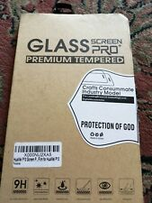 Tempered Glass Screen Protector Case Friendly for a Huawei P10 Lite Mobile Phone