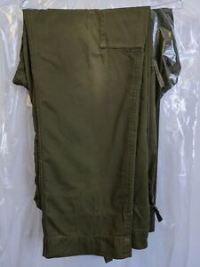 GB Men's Army Light Weight Green Trousers Various Sizes