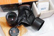 Sony STF 135mm F/2.8 T4.5 SAL135F28 Lens Minolta Alpha A-mount in Box