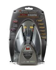 Monster Cable 1000EX Ultra High Speed HDMI Cable 1M 3FT