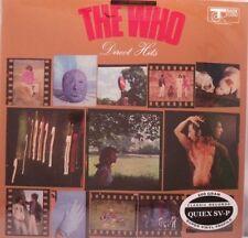 The Who - Direct Hits(200g QUIEX SV-P super vinyl profile),2007 Classic Records