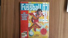 PANINI Fussball 1992 BUNDESLIGA  92 * Factory SEALED SET * Album + all stickers
