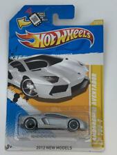 Hot Wheels 2012 New Models #12/50 Lamborghini Aventador LP 700-4