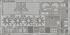 Eduard Models 1/72 B-17G Flying Fortress Exterior Detail Set for Airfix A08017