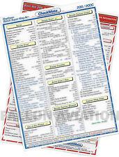 CheckMate Aviation Checklist - Beech B-200/200C Super King Air - Normal & Emer