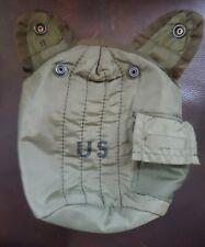 Original Vietnam Era US Army Military Issue M1967 Canteen Cover