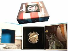 Space Shuttle Enterprise Test Approach & Landing Rare Coin Metal Intrepid Museum
