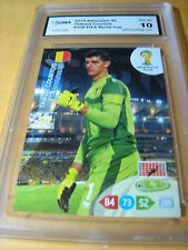 THIBAUT COURTOIS BELGIZUE/BELGIE 2014 ADRENALYN XL FIFA WORLD CUP GRADED 10