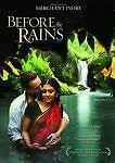 Before the Rains, Linus Roache, Rahul Bose, Nandita Das, DVD