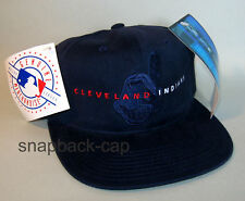 CLEVELAND INDIANS AMERICAN NEEDLE VINTAGE 90ies NOS CAP