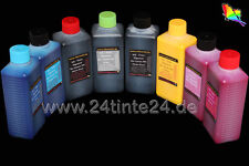 8 0,5L PFI301 PFI701 Ink Tinte PIGMENT für Canon ImagePROGRAF iPF8000S iPF9000S