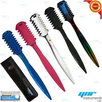 YNR Pro Hair Shaper Cutting Trimmer Razor COMB Hairdressing Styling + 5 BLADES