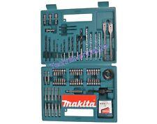100-teiliges Makita Bohrer/Bitset B-53811 im stabilen Makita-Koffer