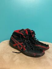 Rare wrestling shoes asics rulons size 8.5