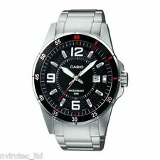 Casio Gents Stainless Steel Water Resistant Analog Sports Watch MTP-1291D-1A1VER