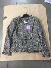 Chanel Paris - Rome Fantasy Tweed Jacket Sz 42 NWT $2800
