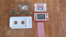 Ultra rare JI21 Mickey Mouse NINTENDO Game and watch 1981 with French papers!!