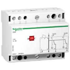 Délesteur Monophasé 2 circuits réglable de 5 à 90  A  Schneider A9C15908