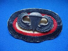 US MILITARY ARMY PARACHUT AIRBORNE WINGS BADGE 57mm