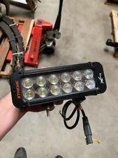 Vision X Xmitter Prime Xtreme 8 Led Light Bar 40 Deg Twelve 5 Watt Leds