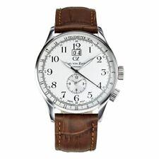 Carl von Zeyten Herren Uhr Armbanduhr Quarz Etterlin CVZ0006SL