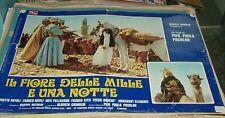 IL FIORE DELLE MILLE E UNA NOTTE fotobusta originale 1974 PIERPAOLO PASOLINI