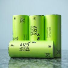 A123 ANR26650M1B 2500mAh original zellen LIFEPO4, beste zellen! 10 stuck paket!